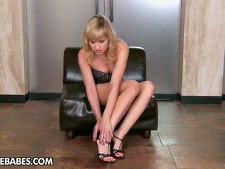 striptease, babes, long legs
