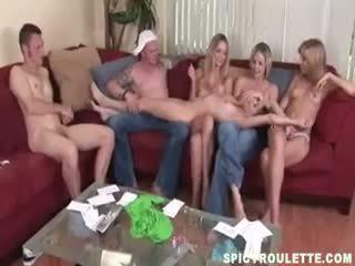 reality, group sex, lesbian