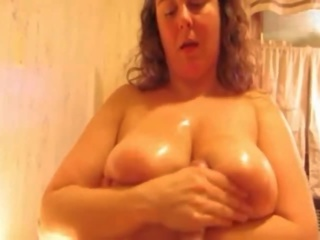 Norwegian Mature Slut with Huge Tits Give Blowjob: Porn ab