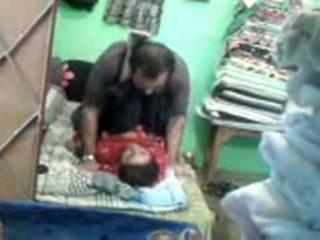 Reif rallig pakistanisch pärchen enjoying kurz muslim sex session