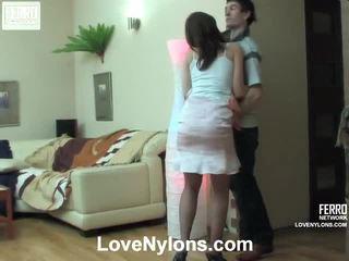 Jaclyn và vitas ardent vớ video hoạt động