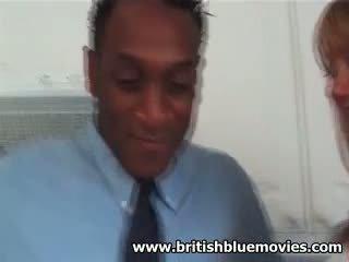 britânico, anal, interracial