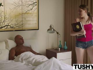 Tushy ฉัน ให้ ของฉัน roomate เพศสัมพันธ์ ของฉัน ตูด, ฟรี โป๊ 48