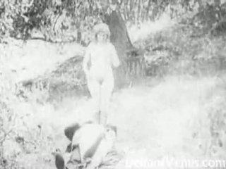 Piss: antīks porno 1915 - a bezmaksas braukt
