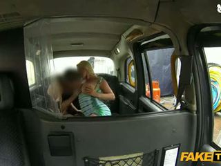 falso, estati, taxi