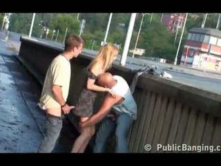 public sex, banging, long