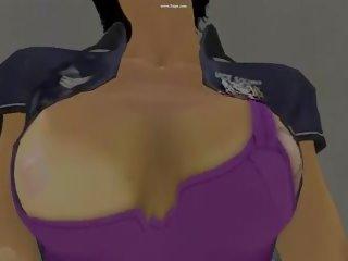 bareback, cartoon, big tits