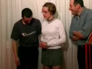 French chick anal fucked