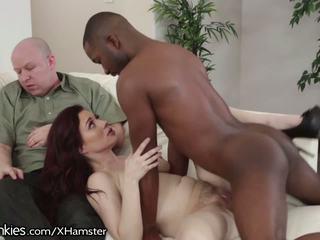 Jessica ryan has incredible bbc kukolds sekss: bezmaksas porno b4