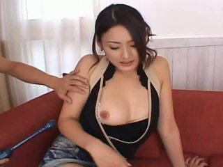 Risa aianlovely 亚洲人 娃娃 gets 的阴户 teased