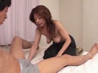 Japansk eldre er sulten til sex video