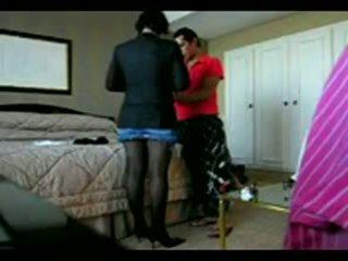 Bisex due uomini una donna (mmf) video