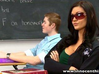 Schoolgirl Kendall Karson fucked