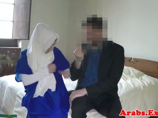 Arabic habiba throated then doggystyled, porno 57