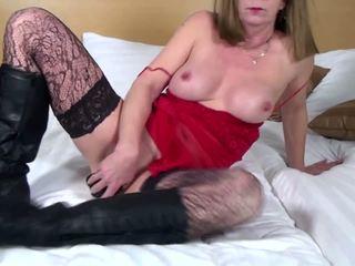 Kinky grandmother met zeer hongerig oud kut: gratis porno 2a
