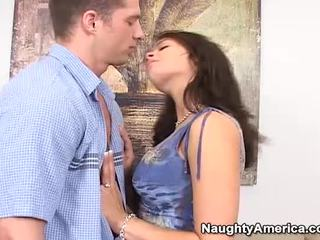 Bigtitted tory lane shafting onto miang/gatal america