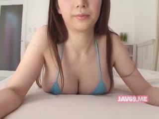 Adorável sexy coreana gaja fodido