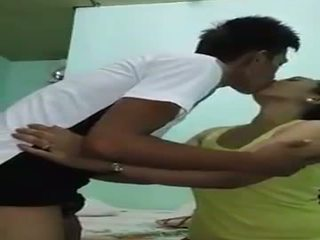 Pinky usam hot filipino anal fucking with black dick