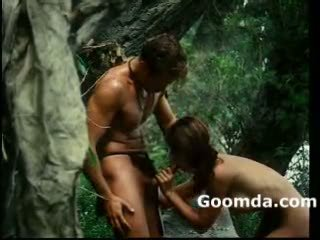 Tarzan en cayne discovering hoe naar neuken 1