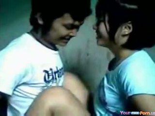 Sex-tape no jauns aziāti pāris