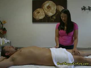 japanse, pijpbeurt, massage