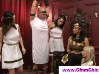 الملبس أنثى العاري ذكر اللغة اليونانية queens الرجيج guy