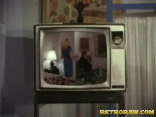 Ретро телебачення шоу trio