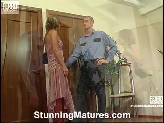 Hot utrolig modnes film starring virginia, jerry, adam