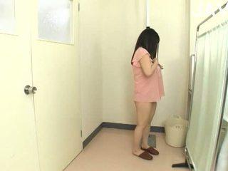 japanilainen, isot tissit, tyttö