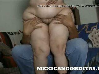 MEXICANGORDITAS.COM PATTY RAMIREZ INTERNAL CUM