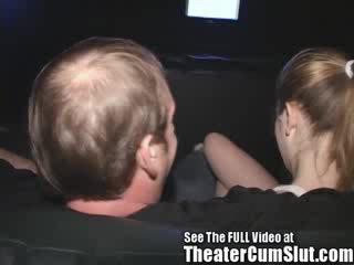 Babe Tammi Ass Fucked In a Public Tampa Porno Theater