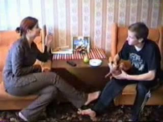 Vanem sister teaches vend