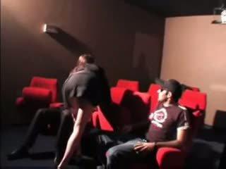 Gangbang au kinoteātris