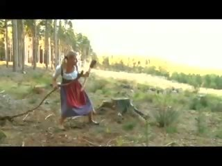 Edelweiss: bezmaksas cowgirl & ārā porno video 9d