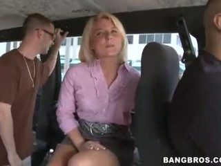 autobús, amateur