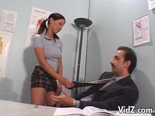 koledža meitene, jauns, pornogrāfija