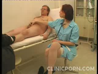 Shaft Slurping Nurse Julie