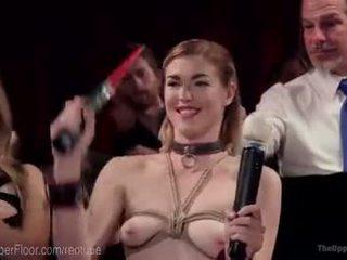 Decadent BDSM Slave Orgy