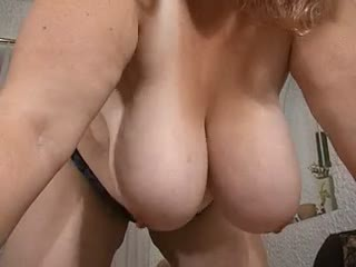 Mom & her massive flabby saggy boobs