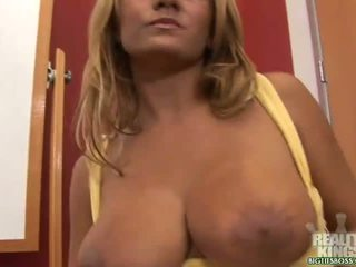 3 amazing busty babes fucking a lucky dude