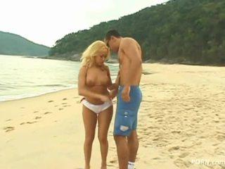 bãi biển, quan hệ tình dục