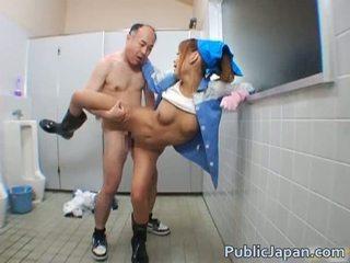 Aasialaiset suihinotto julkinen