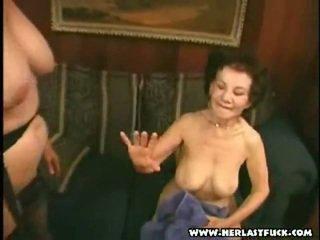 nagymama, nagyi, granny sex
