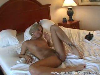 Adriana amante - mėgėjiškas creampies