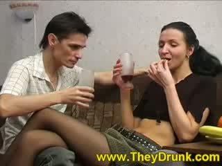 Dronken