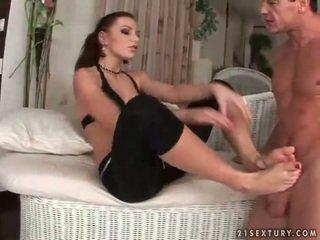 voet fetish, pornstar, sexy benen