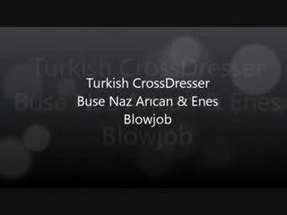 土耳其 buse naz arican & gokhan - 吸吮 和 他妈的