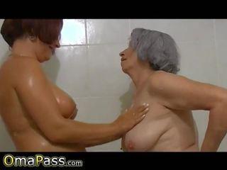 lesbians, grandma, matures