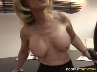 Nina hartley fucks gara guys for votes