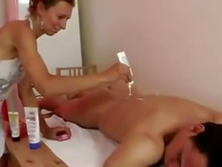 Stp3 Sexy MILF Certainly Fixes His Back Ache: Free Porn 87